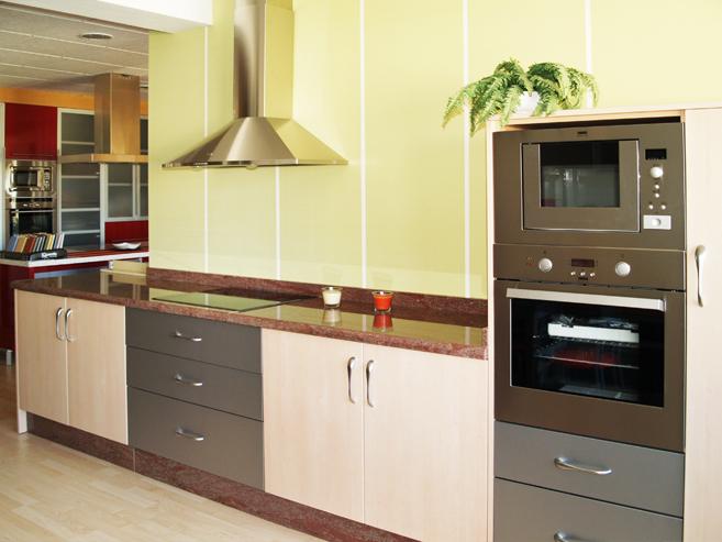Cocinas muebles a medida armarios cocinas ba os for Catalogo cocinas lamiplast