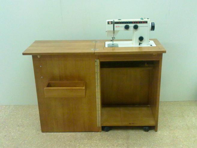 Mueble para maquina de coser dise os arquitect nicos - Mueble para maquina de coser ...